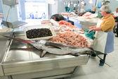 Fish Market, Vigo, Spain. — Stock Photo