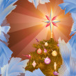 New Year tree — Stock Vector #9597114
