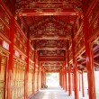 Stock Photo: Inside Forbidden Purple City, Hue, Vietnam