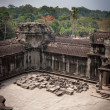 Ruins of the temples, Angkor Wat, Cambodia — Stock Photo #10158446