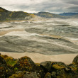 Stock Photo: Panoramic of Vatnajokull glacier, Iceland