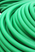 Green hose — Stock Photo