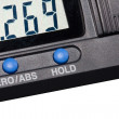 Stock Photo: Close-up of electronic measuring instrument