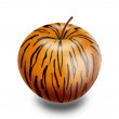 Apple Tiger — Stock Photo