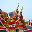 Thai Gable Roof - Stock Photo