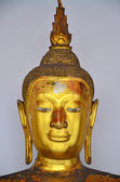Old Buddha Image — Stock Photo