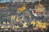 Buddhism Religious Story — Stock Photo