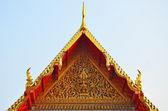 Thaise gable — Stockfoto