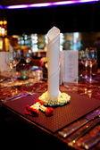 Thai table set up — Stock Photo