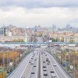Moscow city — Stock Photo #9667779