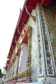 Thai Temple Decoration — Stock Photo