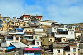 Tibetan Town — Stock Photo