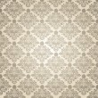 ストックベクタ: Luxury vintage background