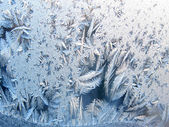 Snowflakes texture abstract nature background — Stock Photo