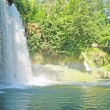 Royalty-Free Stock Photo: Waterfall duden antalya turkey