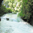 Stock Photo: Duden river in turkey