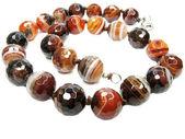Precious beads jewelry — Stock Photo