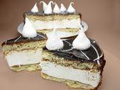 Chocolate cake — Stock Photo