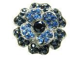 Jewellery brooch — Stock Photo
