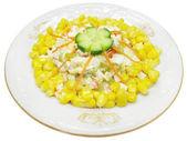 Verduras ensalada — Foto de Stock