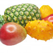 Tropical fruits — Stock Photo #10624377