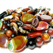 Heap of colored beads — Zdjęcie stockowe #9627335