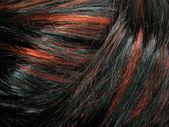 Highlight hair texture background — Stock Photo