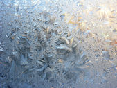 Snowflakes winter texture background — Stock Photo