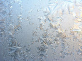 Snowflakeswinter texture background — Stock Photo