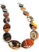 Jewellery bright beads — Stock Photo