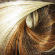 Highlight hair texture background — Foto Stock