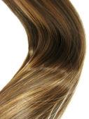 Shiny hair wave — Stock Photo
