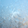 Snowflakes rexture winter background — Stock Photo