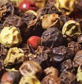 Peppercorns close up — Stock Photo