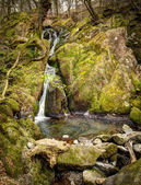 Stockghyll Force water fall — Stock Photo