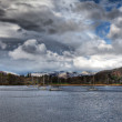 Windermere view — Stock Photo
