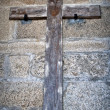 Wooden cross — Foto Stock #10567934