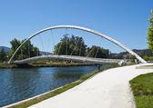 Moderno puente — Foto de Stock