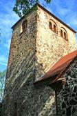 古い教会の尖塔 — ストック写真