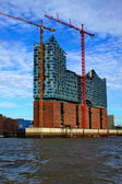 Elbphilharmonie — Stock Photo