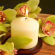 Candle — Stock Photo #10010795