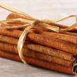 Stock Photo: Cinnamon flavor