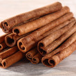 Cinnamon and flavor — 图库照片