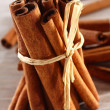 Cinnamon and flavor — Stock Photo