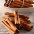 Stock Photo: Fresh cinnamon