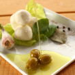 Mozzarella — Stock Photo #10259737