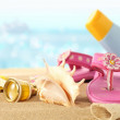 Stockfoto: Summer background