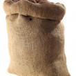 Sack with coffee — Stock Photo