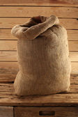 Old sack — Stockfoto