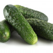 Gherkins — Stockfoto